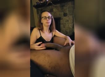 Hubby tells black guy what to do with his wife