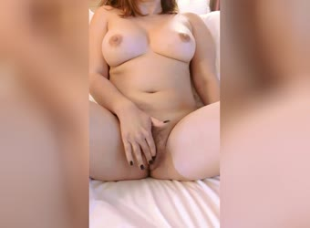 Stephanie Masturbating