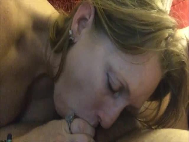 Watching Her Friend Suck Dick