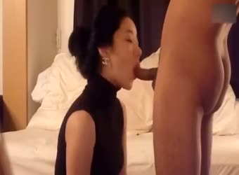 Beautiful classy asian fuck on spy hidden cam
