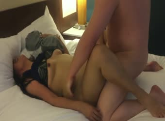 Chubby Wife Fucks A Good Friend