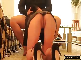 A sweet afternoon session with hot ass slut