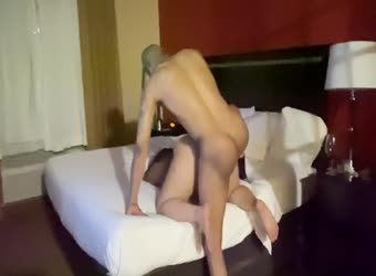 My slut wife getting fucked and spanked