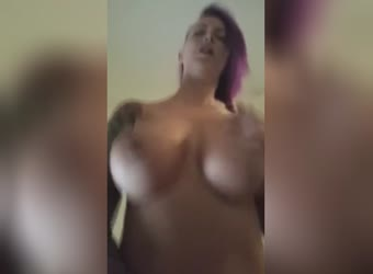 Awesome pair of tits pov cowgirl
