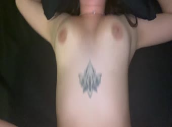 Tight Pussy Hot Tits Teen Getting Creampie