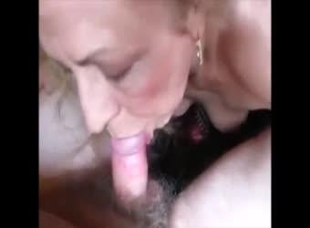 amateur mature cum swallow